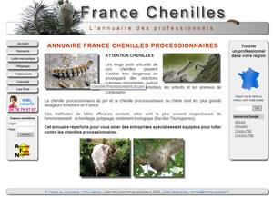 Annuaire france nuisibles les annuaires - Traitement contre les chenilles ...